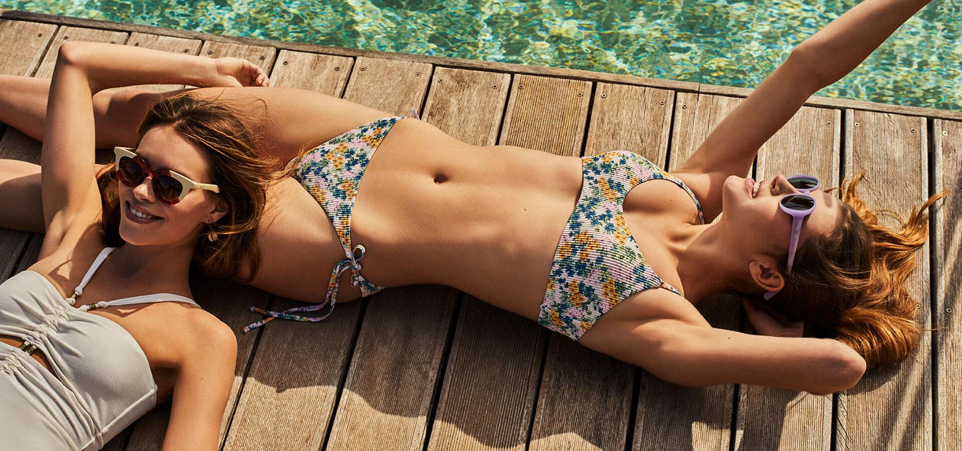 The perfect swimwear