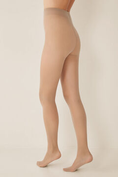 Womensecret Compression tights 20 denier nude
