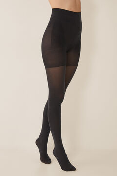 Womensecret Shaping tights 90 DEN grey