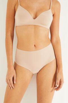 Womensecret High waist panties nude