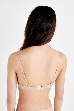 Womensecret Strapless bra nude