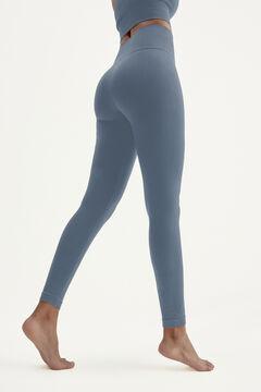 Womensecret Legging Astanga Medium Grey azul