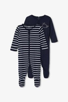 Womensecret Pack de pijamas 1 peça bebê azul