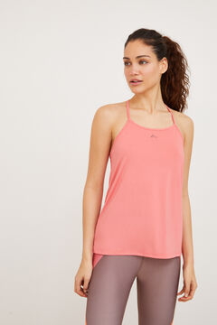 Womensecret Loose sports top pink