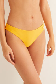Womensecret Culotte bikini nouage arrière imprimé
