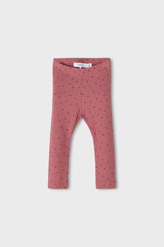 Womensecret Leggings de bebê rosa