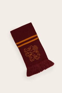 Womensecret Gryffindor crest maroon scarf printed