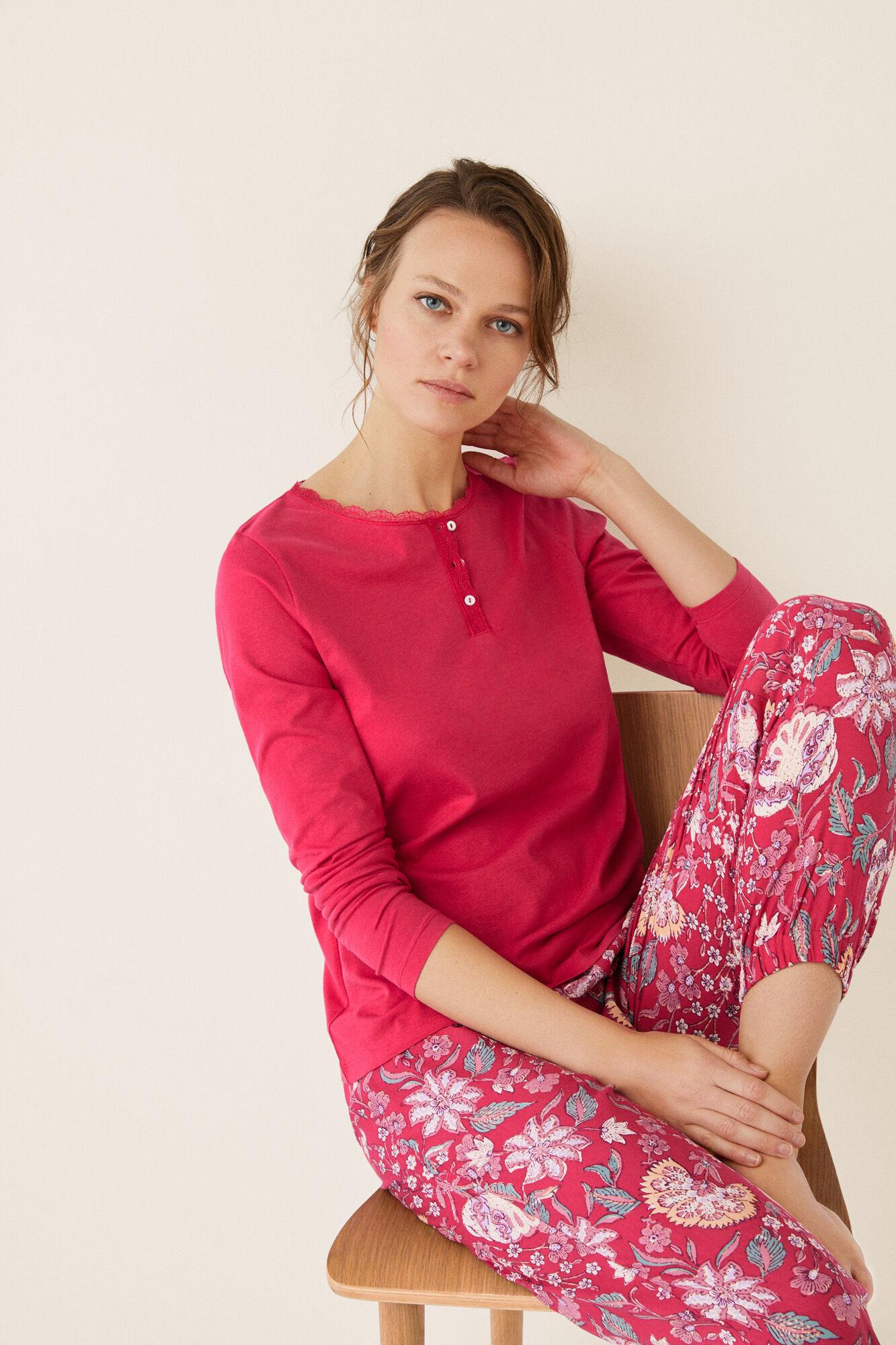7535ddb25ee De Camisetas Pijama De Pijama Women secret Camisetas Women secret O7IwSwAqx