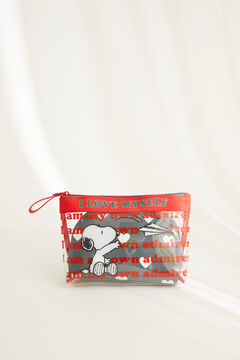 Womensecret Lot 2 trousses de toilette Snoopy imprimé