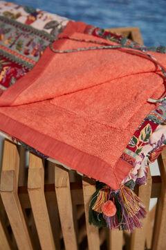 Womensecret Handtuch bunt Tropical nachhaltig Nude