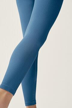Womensecret Legging Malati French Navy azul