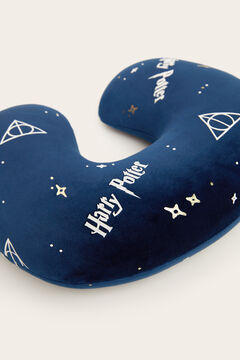 Womensecret Harry Potter travel pillow blue