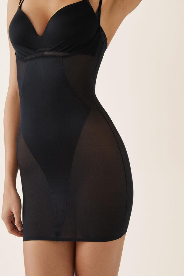 991f7bdc0 Womensecret Combinación shape moldeadora de tul negro