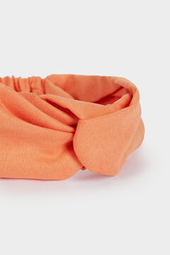 Womensecret Plain twist front headband red