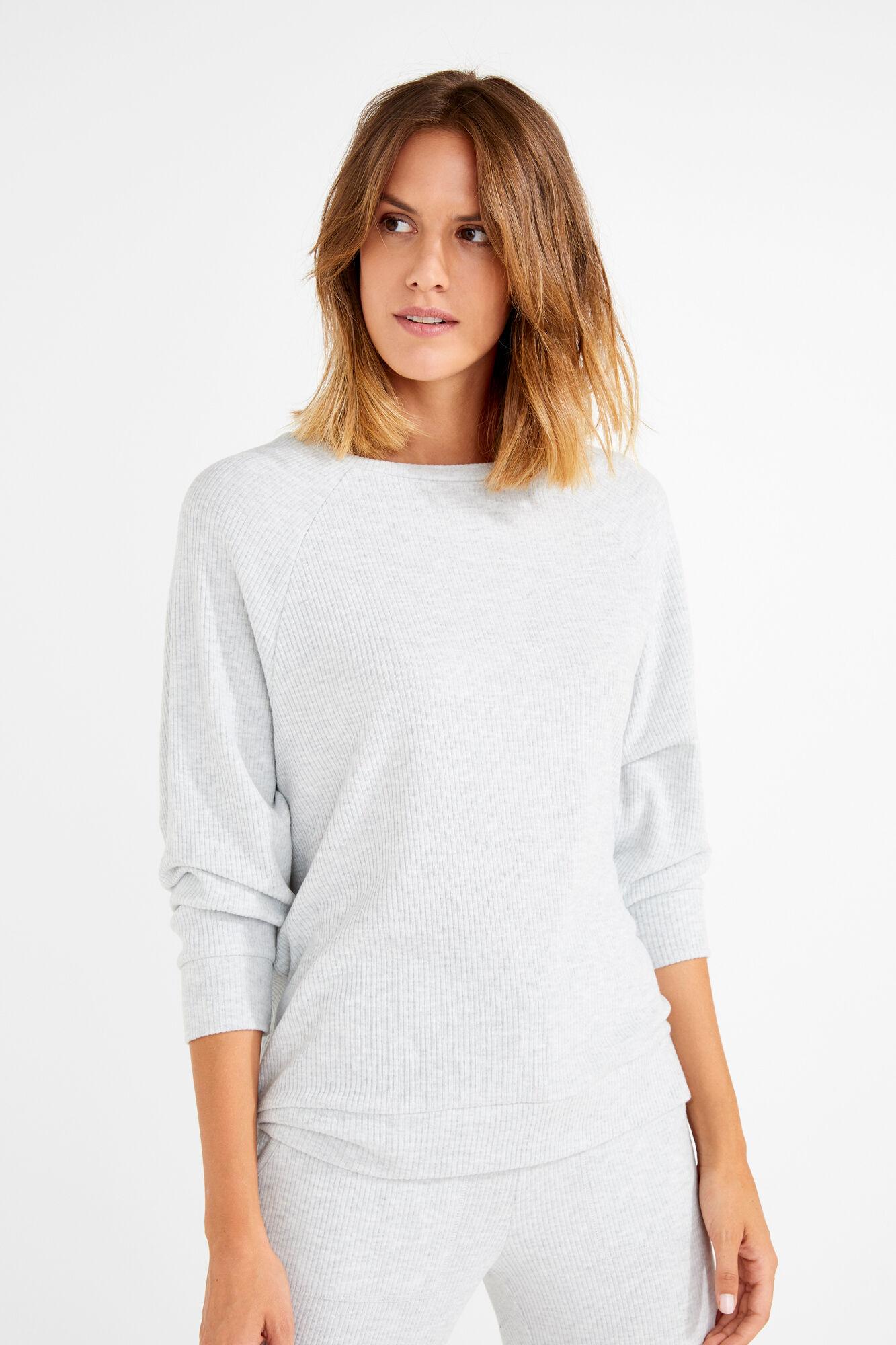 37b12d34c5 Camisola de malha   T-shirts   Women'secret