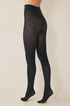 Womensecret Basic tights 90 denier blue