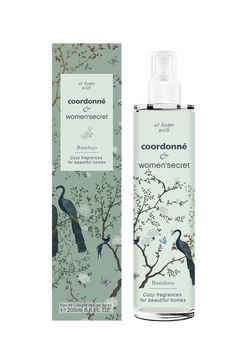 Womensecret Coordonné bamboo home & body fragrance white