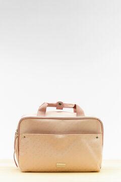 Womensecret Large pink vanity case pink