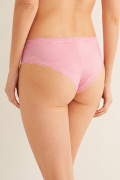 Womensecret Boyshort Brazilian panty pink