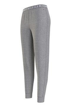 Womensecret Pantalón de algodón orgánico gris