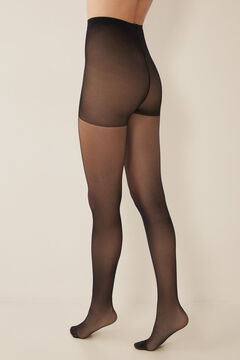 Womensecret Run resistant tights black