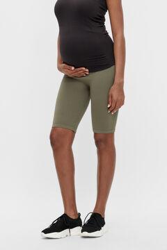 Womensecret Short seamless maternity verde
