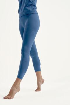 Womensecret Legging Vinyasa Med Navy  blue
