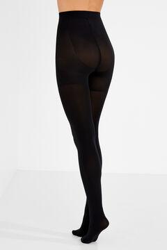Womensecret Panty 90 DEN moldeador negro