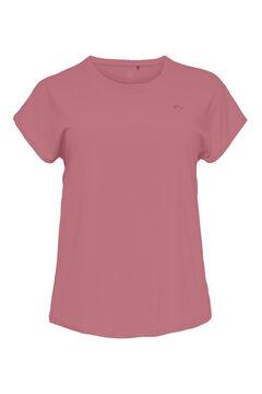 Womensecret T-shirt treino manga curta vermelho