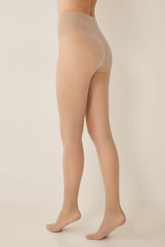 Womensecret Support tights 40 DEN nude