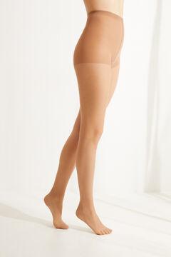 Womensecret Run resistant tights nude