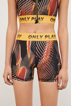 Womensecret Short sports leggings black