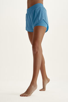Womensecret Short Padma Zen Blue azul