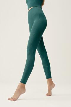 Womensecret Legging Prasarita British verde