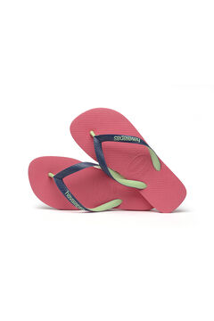 Womensecret Chanclas TOP MIX rosa