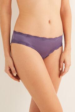 Womensecret Full Brazilian panty pink
