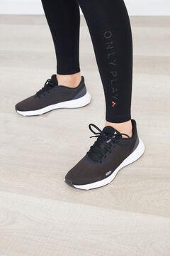 Womensecret Legging largo elástico negro