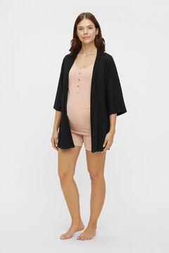 Womensecret Maternity kimono black