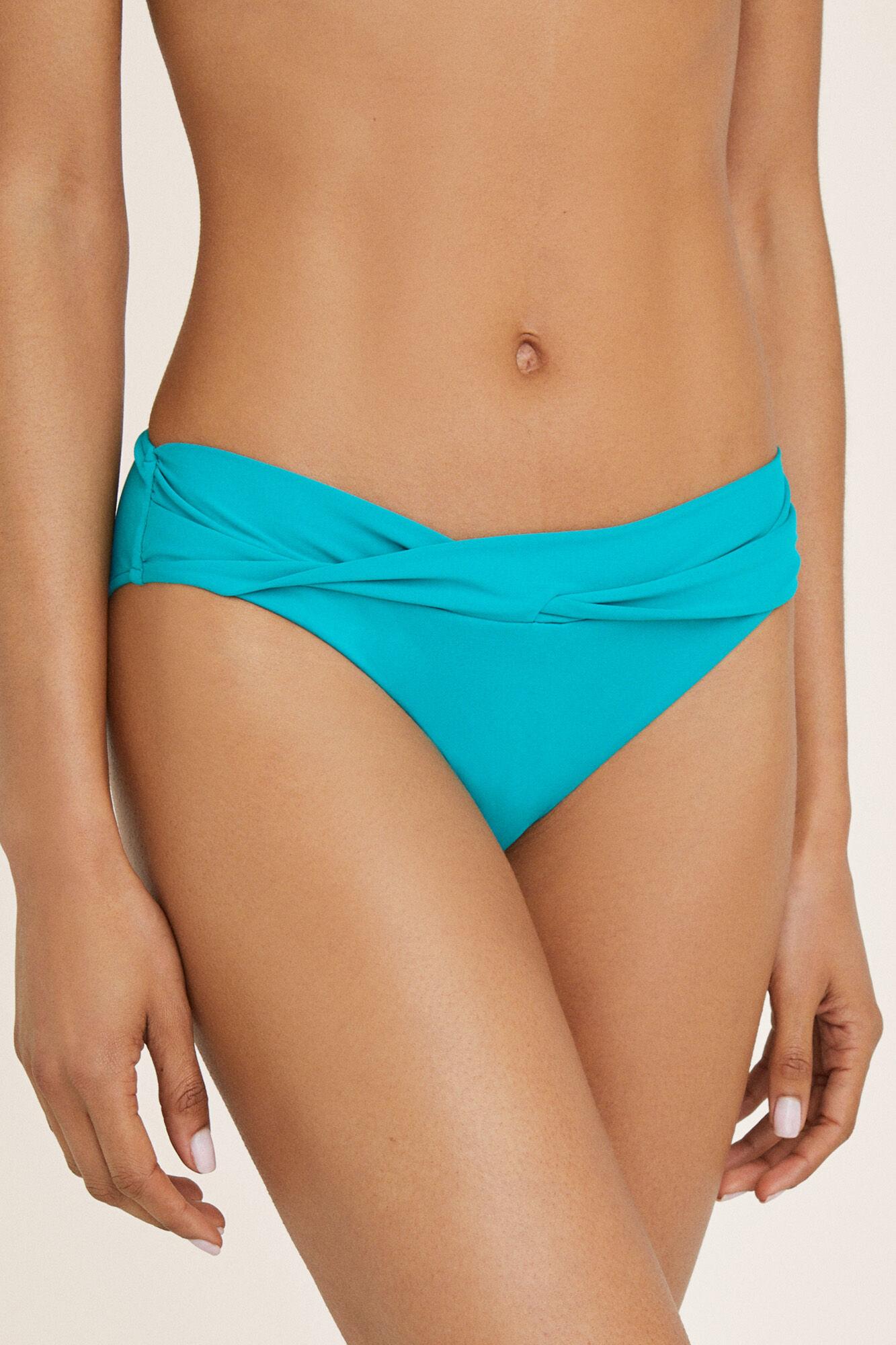 34f87702182b Braga bikini alta drapeada
