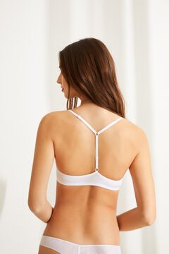 Womensecret T-back bra white