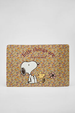 Womensecret Floral Snoopy placemat printed