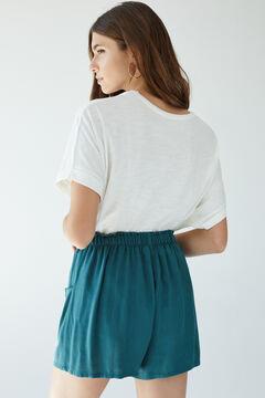 Womensecret Green shorts green