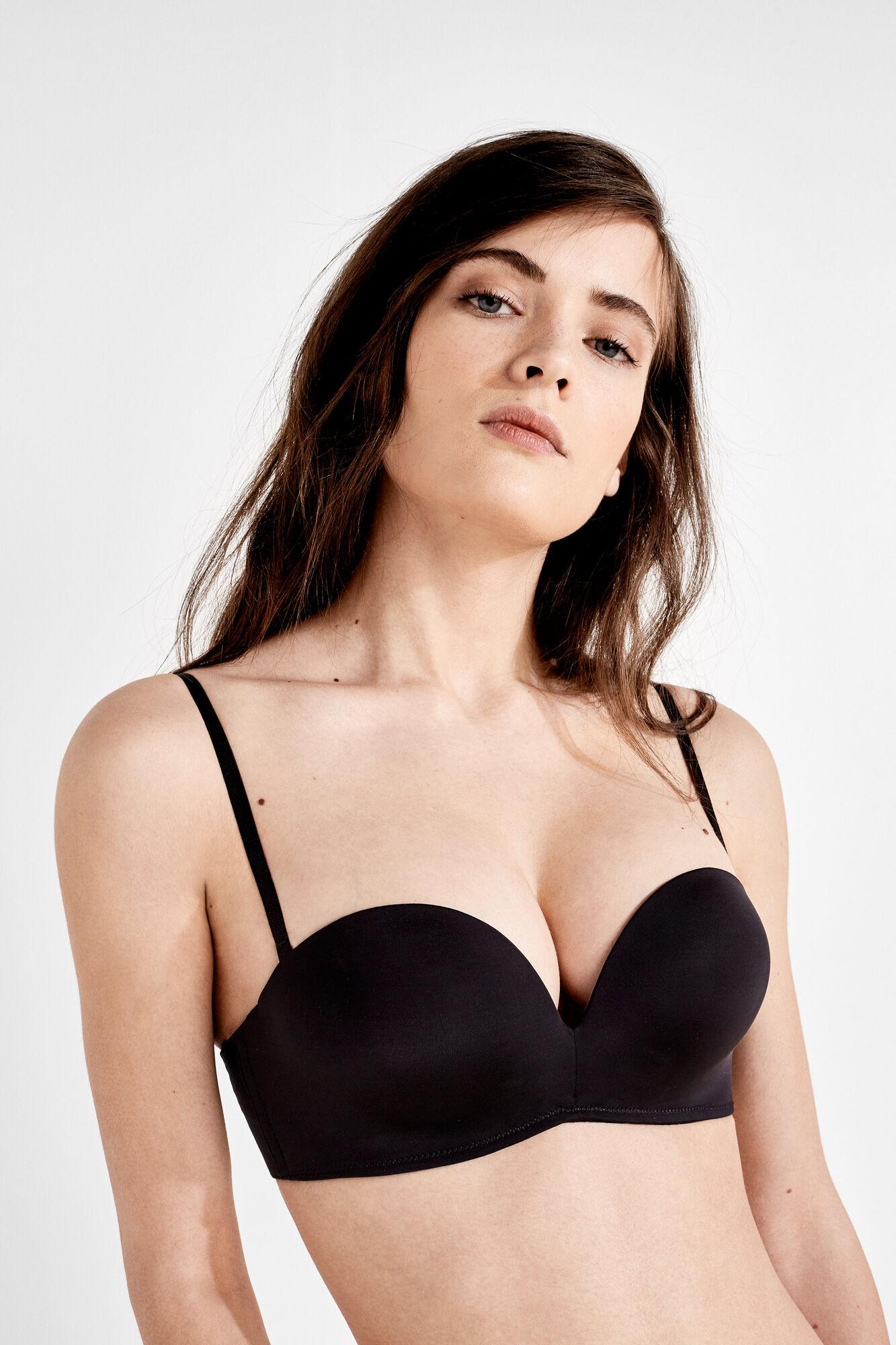 8a908004d4ee3 Wireless maxi push up strapless bra