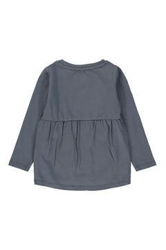 Womensecret Camiseta Pepa Pig niña gris