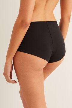 Womensecret High waist panties black