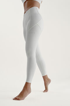 Womensecret Legging Indi Off White white