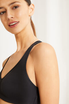 Womensecret Sports bra black
