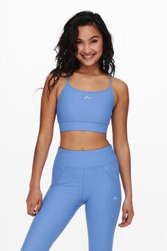 Womensecret Sujetador deportivo azul