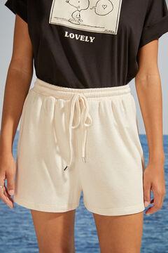 Womensecret Beige shorts beige