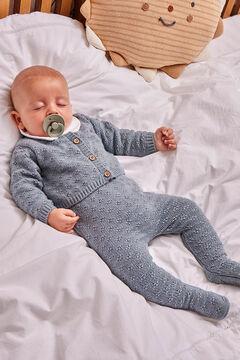 Womensecret Meia calça bebê verde